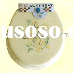 SOFT TOILET SEAT COVER(with details of the picture)