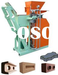SY1-25 interlock manual block and brick making machines