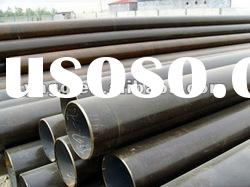 Schdule 40 hollow section steel pipe API 5L for High pressure boiler