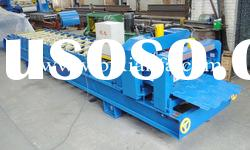 Single Layer Metal Sheet Glazed tile roll forming machine 768