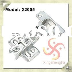 Slide on soft close hinges for door and cabinet made in china