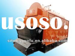 Small Biomass Wood Boiler
