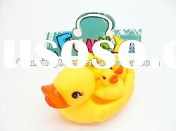 Soft Rubber Duck, Funny promotion gift toy bath toy