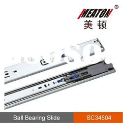 Soft and Self Closing Ball Bearing Slide