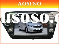 Special Car Radio / car DVD Player for KIA K2 with gps