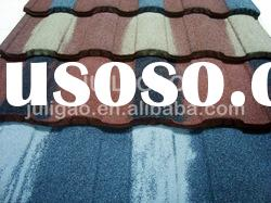 Steel Roof Tiles/Stone Steel Roof Tile