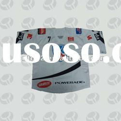 Sublimation youth custom ice hockey jerseys