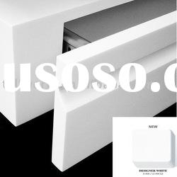 TW acrylic solid surface white countertop solid surface