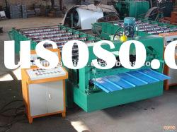 Tile making machine/tile making machine price/roof tile making machine