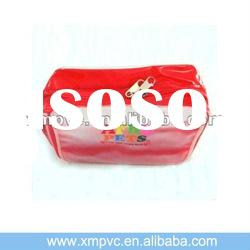 Top quality clear pvc cosmetic case with zipper for promotion XYL-C509