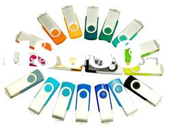 Twister USB Flash Drive,MV-H018,128MB-16GB,usb2.0,22 kinds of colors with CE FCC and ROHS