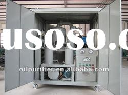 Two Stage Insultating fluid/Transformer Oil Purification Machine Oil Filtration Oil Processing