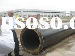 UHMWPE composite oil drain pipe
