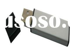 USB Flash Drive,MV-H020,128MB-16GB,usb2.0,Black and silver colors with CE FCC and ROHS