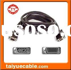 VGA cable,male to male,15 pin-15 pin