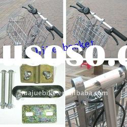 Various kids bike Accessories Front bike Basket For Hot Sell/ kids bike basket