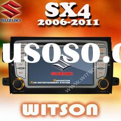 WITSON touch screen car dvd with gps for suzuki sx4