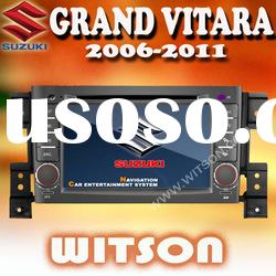 WITSON touch screen car radio gps for suzuki sx4