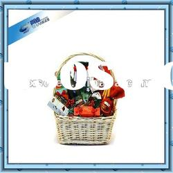 Wicker decorative baskets for Wedding favors gifts