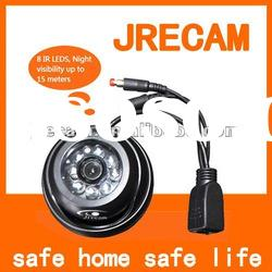 Wireless WIFI IP Web Camera Cam 2-Audio Nightvision Internet Security