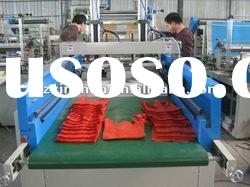 XS-double layer four lines bag making machine