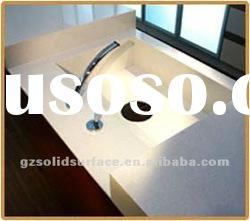 acrylic solid surface washing basin