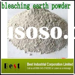 activated bleaching earth fullers earth for refining oil