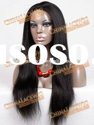 african kinky style full lace wigs