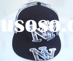 applique hiphop cap/one size caps and hats