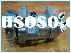 auto air conditioning compressor for Peugeot 307