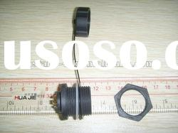 auto electrical waterproof connector bulkhead terminal