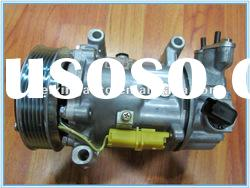 automotive air conditioning compressor for Peugeot C2