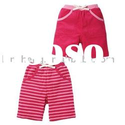 baby lovely cotton short pants,baby clothes