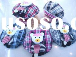 baby wholesale hat cap with high quality cotton material
