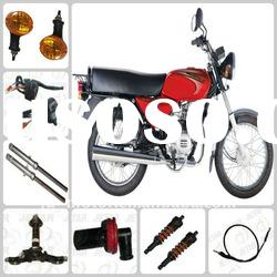 bajaj boxer ct100 motorcycle sapre parts