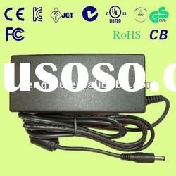 battery charger 12.6V 3A AC DC power adapter with CE UL PSE