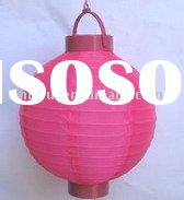battery operated led paper lantern