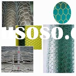 best quality galvanized hexagonal wire mesh netting fatory