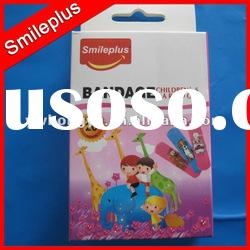 cartoon waterproof printed band aids for children