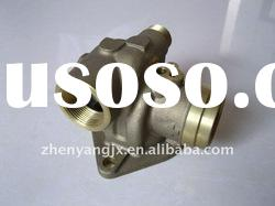 cnc accessories machinery parts valve body