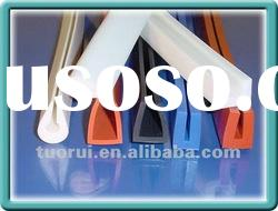 colorful rubber seals for door and windows