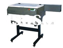 cx5040 laser engraving machine with CO2 laser tube