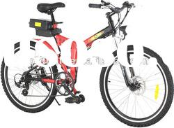 electric mountain bicycle, electric folding mountain bicycle, mountain bike