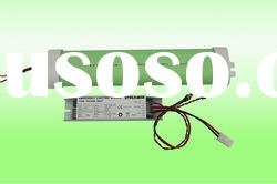 emergency lighting module with 6v nimh rechargeable battery pack for led tube