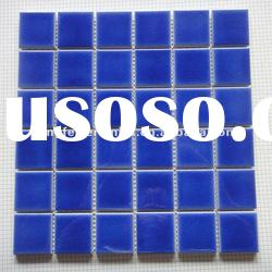 factory supply swimming pool tiles for sale 48x48mm