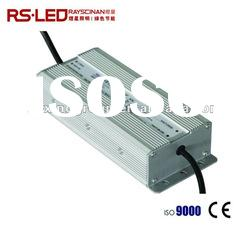 famous products in europe 2012 newest design 200w 5v dc led power supply