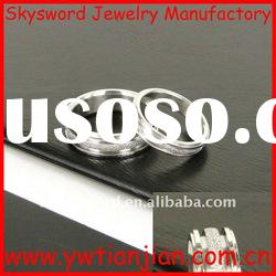 fashion new stainless steel rings(SSR-050)