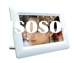 fashionable promotional gifts !! 7 inch digital photo frames