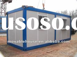 folding container house for family living