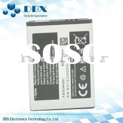 for samsung cell phone battery & mobile phone battery
